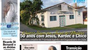 Jornal Espaço Espírita 42 - Abril 2015
